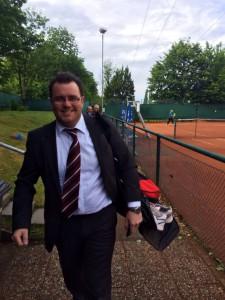 Unser Manager: Ben W.