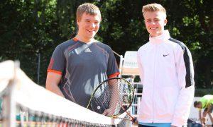 Yannick Nolte und Nils Watenphul