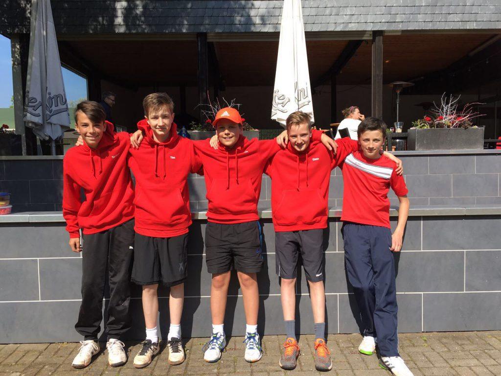 Rückblick Jugend 2017 Tc Rot Weiss Dinslaken