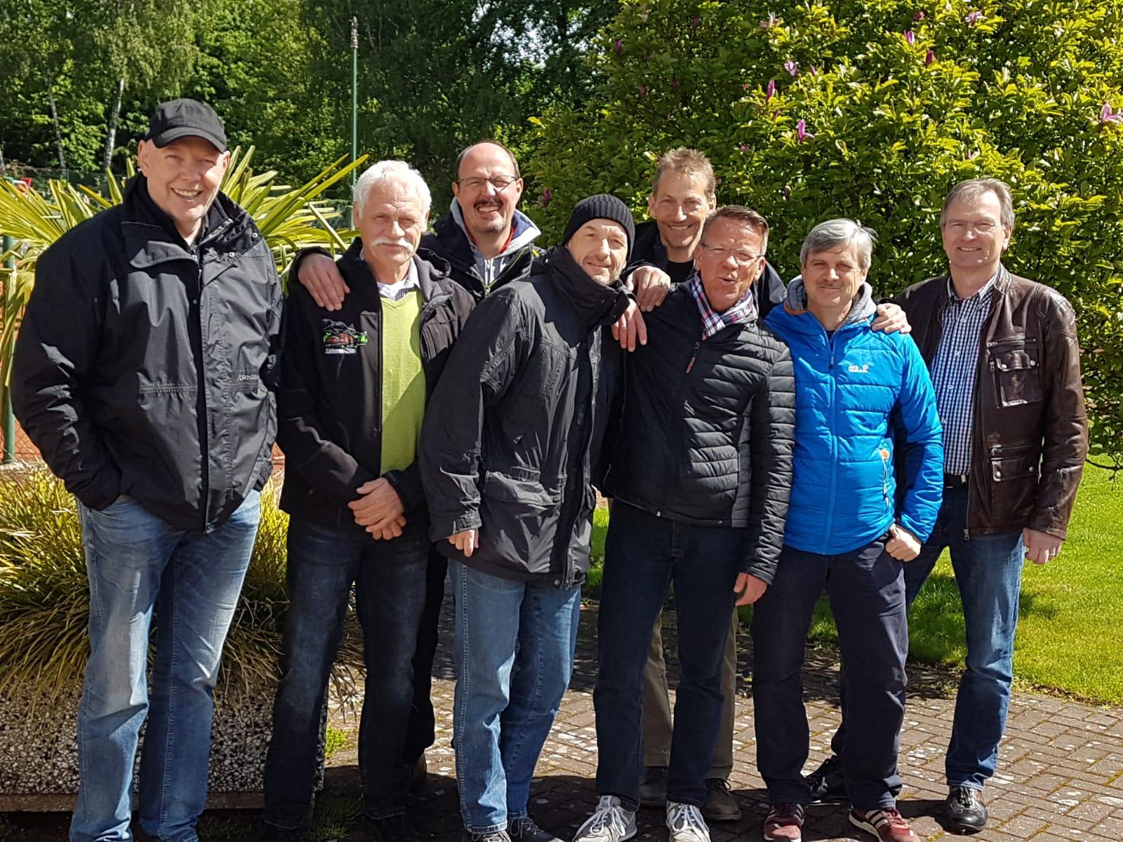 Foto-Mannschaft <br>1.Herren50 – 2019-05