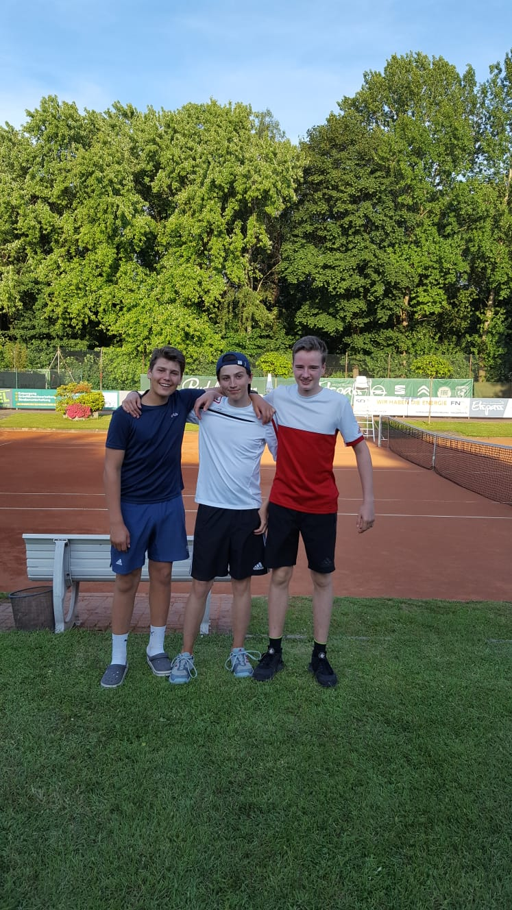 Foto-Mannschaft <br>1.Junioren U15 – 2019-06-01