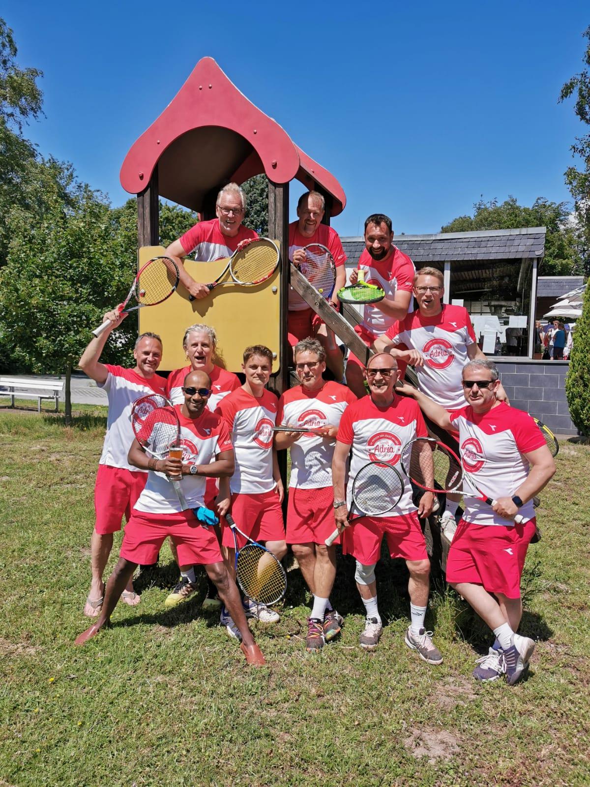 Foto-Mannschaft <br>3.Herren40 – 2019-06-16